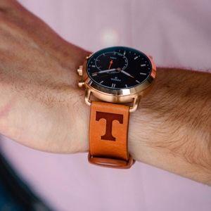 Tennessee Volunteers QuickChange Leather Watchband